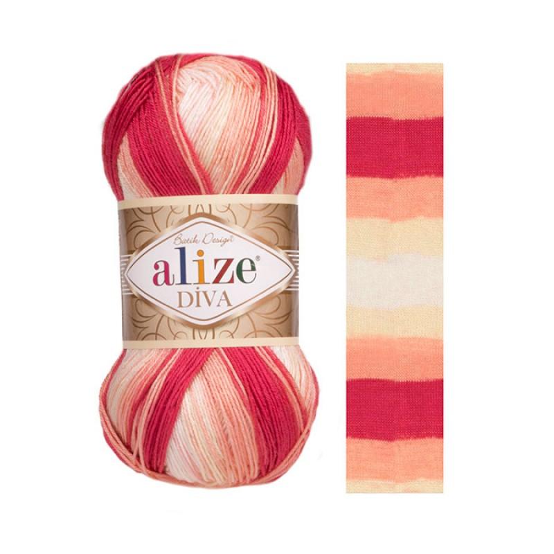 ALIZE DIVA BATIK - 7106