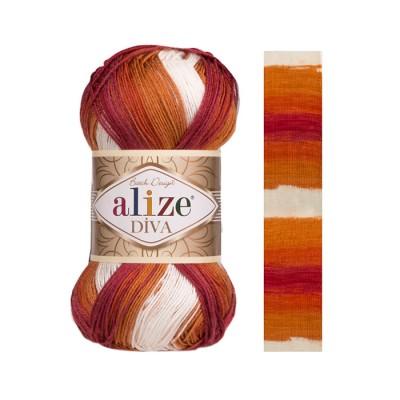 ALIZE DIVA BATIK - 7107