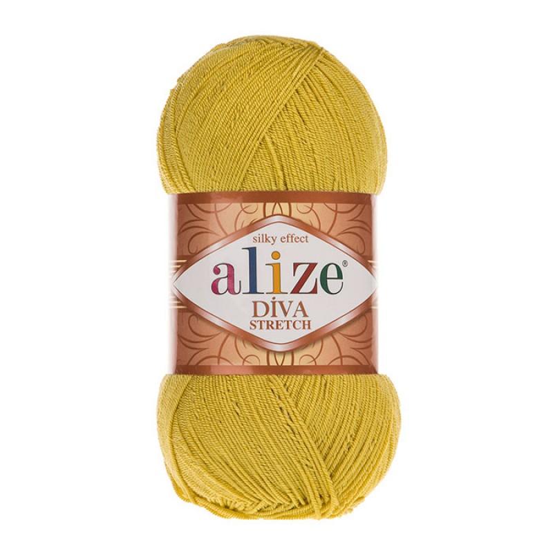 ALIZE DIVA STRETCH - 109 LIME