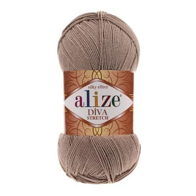 ALIZE DIVA STRETCH - 167 BEIGE
