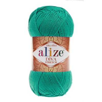 ALIZE DIVA STRETCH - 610 JADE