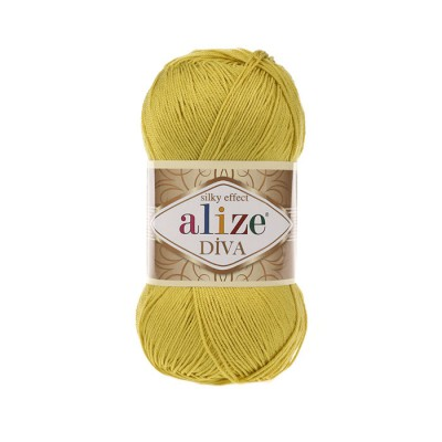 ALIZE DIVA - 109 LEMON