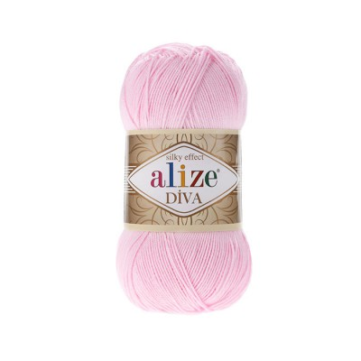 ALIZE DIVA - 185 BABY POWDER