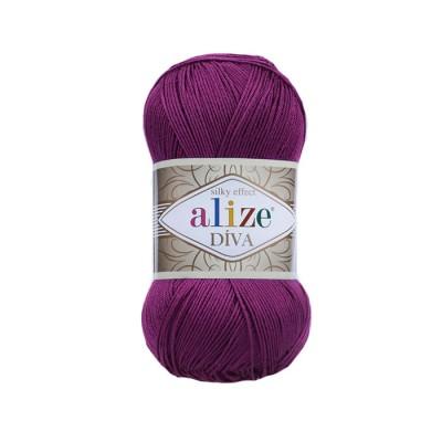 ALIZE DIVA - 297 PLUM