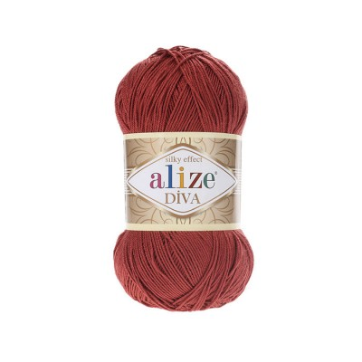 ALIZE DIVA - 320 REDWOOD