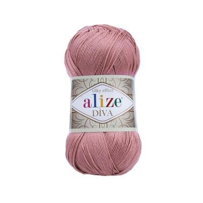ALIZE DIVA - 354 ROSE