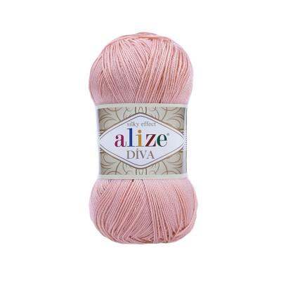 ALIZE DIVA - 363 WEDDING PINK