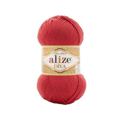 ALIZE DIVA - 366 GARNET ROSE