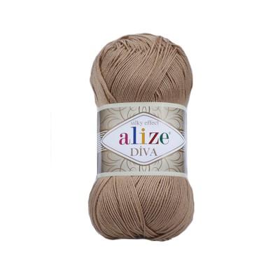 ALIZE DIVA - 369 CARAMEL