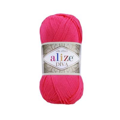 ALIZE DIVA - 396 POPPY