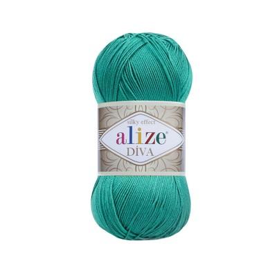 ALIZE DIVA - 610 JADE