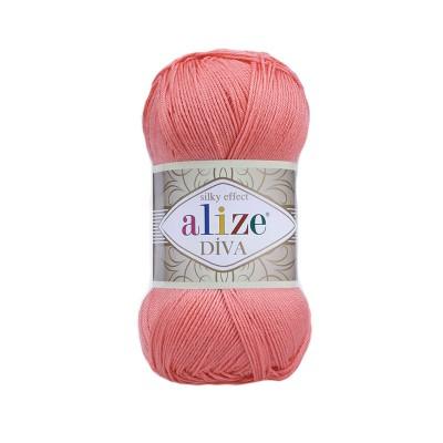 ALIZE DIVA - 619 CORAL