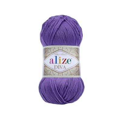 ALIZE DIVA - 622 VIOLET