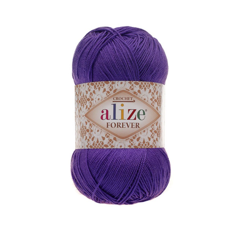 ALIZE FOREVER - 252 BLUE-PURPLE