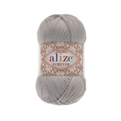 ALIZE FOREVER - 52 LIGHT GRAY