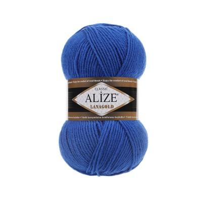 ALIZE LANAGOLD - 141 ROYAL BLUE