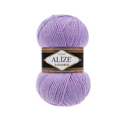 ALIZE LANAGOLD - 166 LILAC