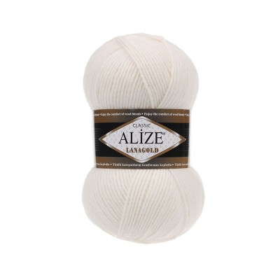ALIZE LANAGOLD - 450 PEARL