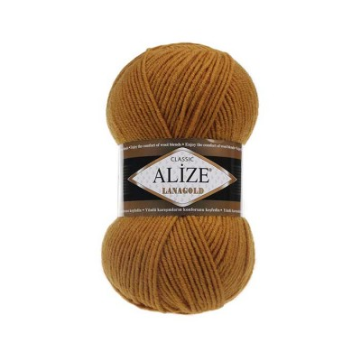 ALIZE LANAGOLD - 499 COFFEE MILK
