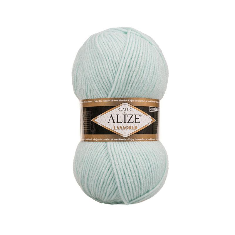ALIZE LANAGOLD - 522 LIGHT AQUA