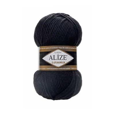 ALIZE LANAGOLD - 60 BLACK