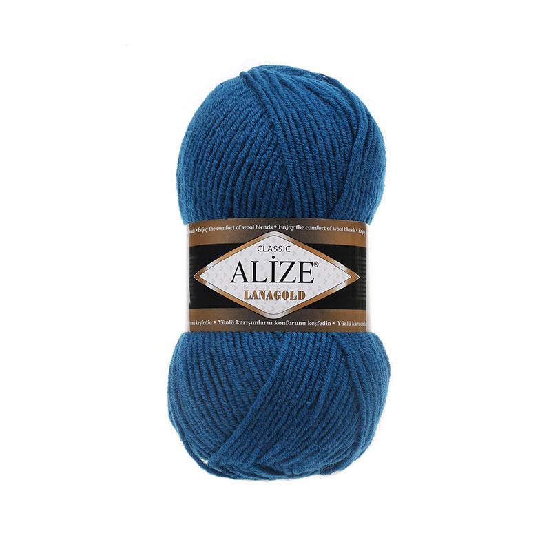 ALIZE LANAGOLD - 155 MYKONOS BLUE