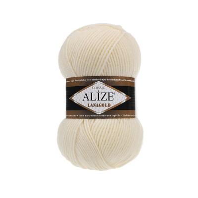 ALIZE LANAGOLD - 01 CREAM