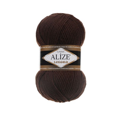 ALIZE LANAGOLD - 26 BROWN