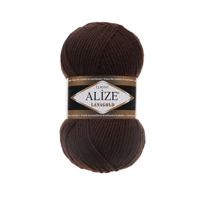 ALIZE LANAGOLD - 26 BROWN