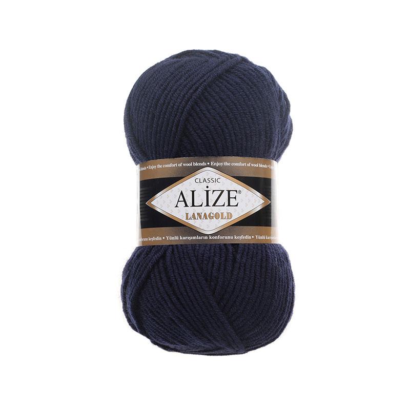 ALIZE LANAGOLD - 58 NAVY