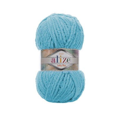 ALIZE SOFTY PLUS - 287 TURQUOISE