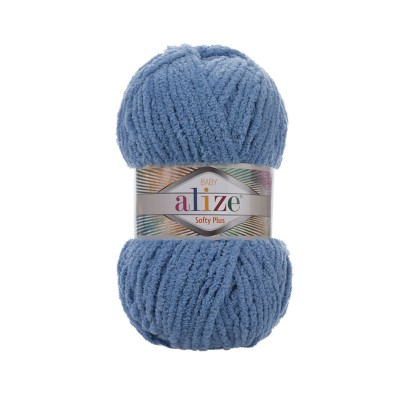 ALIZE SOFTY PLUS - 374 DENIM