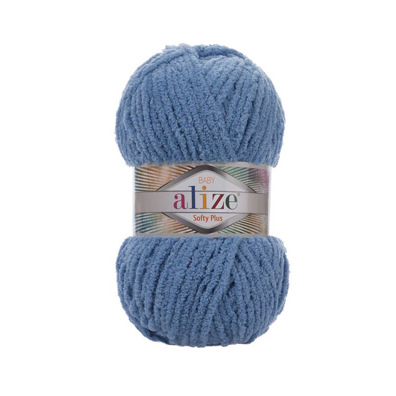 ALIZE SOFTY PLUS - 374 DENIM