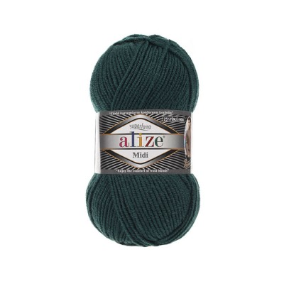 ALIZE SUPERLANA MIDI - 426 PINE GREEN