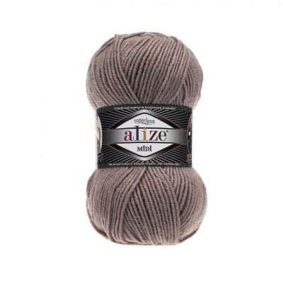 ALIZE SUPERLANA MIDI - 541 MINK