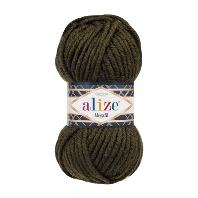 ALIZE SUPERLANA MEGAFIL - 241 DARK FOREST