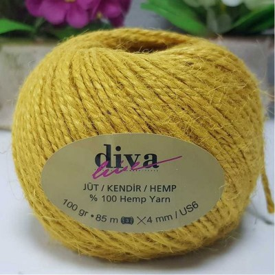 DIVA JUT - 03 YELLOW