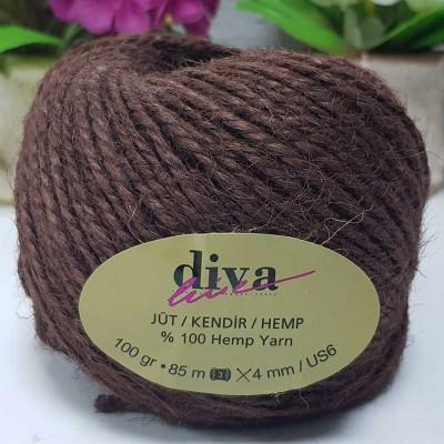 DIVA JUT - 09 BROWN