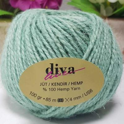 DIVA JUT - 17 ALMOND