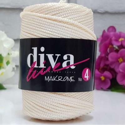 DIVA MAKROME - 102 ECRU