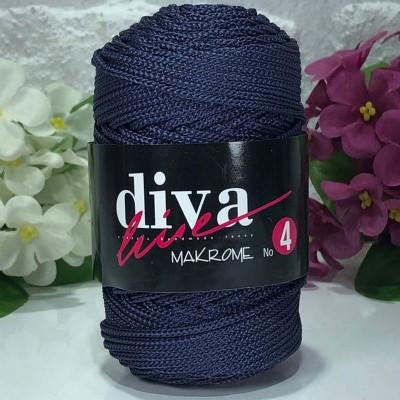 DIVA MAKROME - 3110 NAVY BLUE