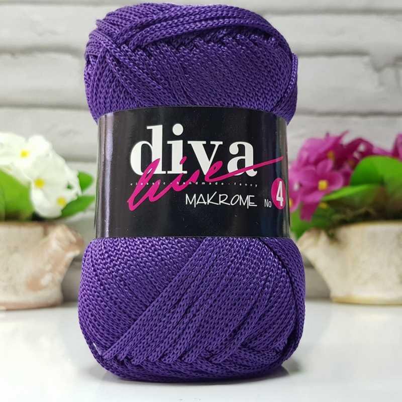 DIVA MAKROME - 4250 PURPLE