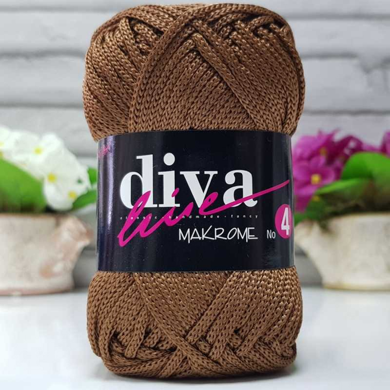 DIVA MAKROME - 576 COCOA