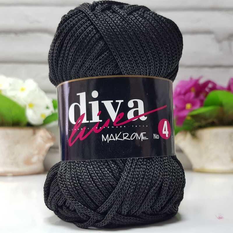 DIVA MAKROME - 60 BLACK
