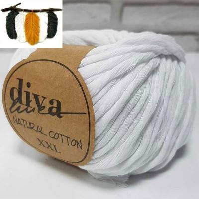 Natural Cotton - 2101 White