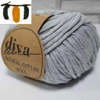 Natural Cotton - 2107 Light Gray