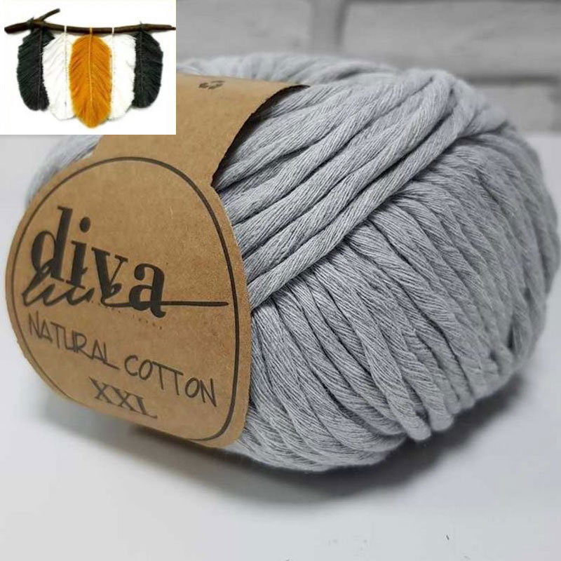 Natural Cotton - 2107 Light Gray