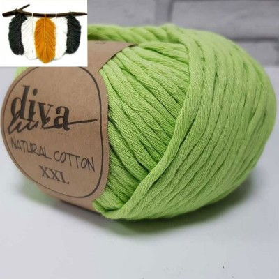 Natural Cotton - 2120 Pistachio