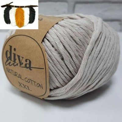 Natural Cotton - 2305 Beige