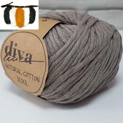 Natural Cotton - 257 Mink
